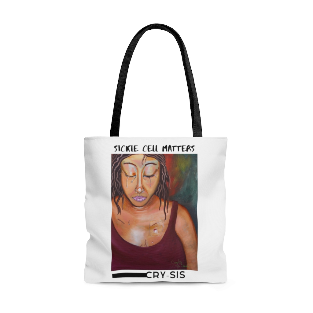 The Sickle Cell Warrior 2020 Special Edition Tote Bag